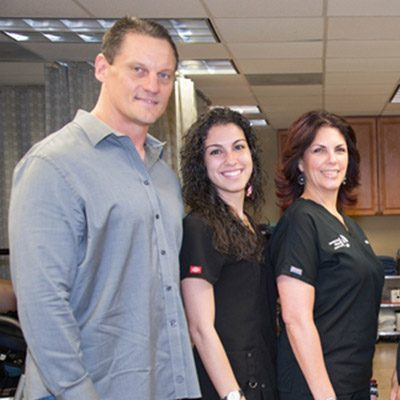 Chiropractor Miami FL Christopher Goetz and Team